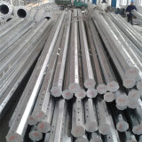 Hot-DIP galvanisiertes Metall Pole