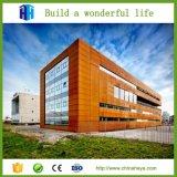 Estructura de acero del gran escala prefabricado moderno del estilo