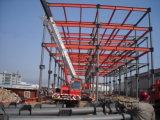 Nuovo gruppo di lavoro d'acciaio prefabbricato/magazzino della struttura d'acciaio dell'edilizia