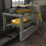 Hydraulische Automatische Staalplaat Decoiler met Karretje