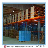El desván de acero promocional del entresuelo de la estantería Q235 del almacenaje de China atormenta el sistema