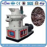 Yulongのパテントの縦のリングは木製のおがくずの餌機械を停止する