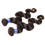 Onda brasileira do corpo do cabelo do Virgin da classe do vison 8A do cabelo brasileiro da onda do corpo de 4 pacotes pacotes brasileiros do Weave do cabelo humano