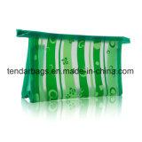 Sacchetto dell'estetica di corsa dell'organizzatore dell'imballaggio del regalo dell'articolo da toeletta di trucco del PVC