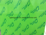 Un plástico más de alta calidad del color verde hizo frente a la madera contrachapada para la construcción