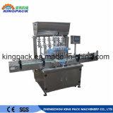 Máquina de enchimento seis inteiramente automática principal para o produto do detergente da viscosidade