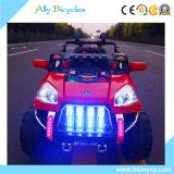 movimentação de controle remoto de 2.4G SUV 4wheel elétrica Montar-no carro