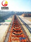 SPD Rizhao 물자 취급을%s 운반 벨트 콘베이어 시스템