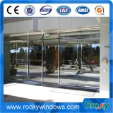 porta a battenti di vetro Tempered di sicurezza di 6mm 8mm 10mm Frameless