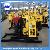 掘削装置か鋭い機械(HW-230)を見本抽出する土