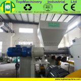 Macchina di granulazione dell'HDPE popolare di Topmachinery del PE del LDPE Llpe della plastica dello scarto