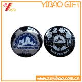 고대 은에 의하여 도금되는 주문 기념품 동전 (YB-LY-C-30)
