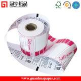 Rouleaux de papier thermique imprimés SGS
