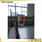Usage domestique de deux Pôles inclinant le stationnement Equriment de véhicule