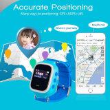 Andriod/Ios het Draagbare GPS Horloge van de Drijver voor Chlid/Jonge geitjes met anti-Gelaten vallen Y7s