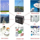 Bateria profunda solar acidificada ao chumbo 12V100ah do gel do ciclo para telecomunicações