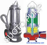 Wq Serien-zentrifugale versenkbare Wasser-Pumpe