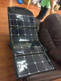 100 watts die Kamperende Zonnepanelen voor Caravan vouwen
