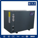 L'hiver froid Extramely -25c Chauffage Salle de 400m² 20kw Cop4.65 boucle glycol Source de masse chauffe-eau avec pompe à chaleur géothermique