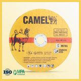 """Preço de fábrica 7 do camelo """" que corta a roda para o aço"""