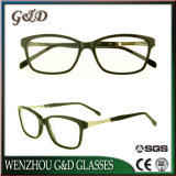 Óculos de estoque grossista acetato mais recentes de óculos Estrutura Espectáculo Óptico
