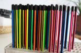 Crayons de haute qualité avec 4 couleurs assorties du corps, crayons de bois