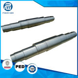 Hohe Präzision und Qualität schmiedeten Stahlkeil-Welle von China
