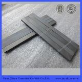 Barre carrée de carbure de tungstène de qualité avec la résistance à l'usure
