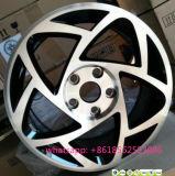 Rotelle di alluminio della lega Radi8 degli accessori 15*7j 16*7inch dell'automobile