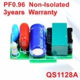 6-20W Hpf 비고립 플러그 LED 전력 공급 QS1128A