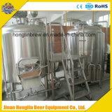 ビール醸造の発酵槽、円錐発酵槽