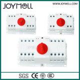 O tipo elétrico 2p do disjuntor Dual interruptor de potência de 1A a 63A