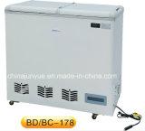 DC12V 24V Sonnenenergie-Brust-Kühlraum-Gefriermaschine