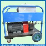 Hochdrucklack entfernen des elektrischen Sandstrahler-500bar industrielles Reinigungsmittel