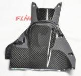 Tapa de la bomba de combustible de fibra de carbono para Ducati Diavel