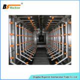 Macchina di rivestimento elettrostatica della polvere per le sezioni d'acciaio e di alluminio