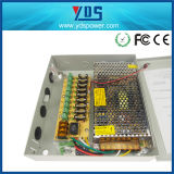 12V 10A 18channel CCTV Box Switching Power Supply
