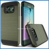 Alta calidad Drawbench PC + TPU caso del teléfono celular para Samsung S7 / S7edge / S7 Plus