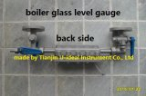 (Dois) Calibre nivelado bicolor de água para a caldeira