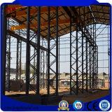 Einfache Installations-vorfabrizierte Stahlkonstruktion für Space Limited-Werkstatt