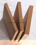 panneau ordinaire ou cru de couleur légère de colle de 3mm/6mm/12mm/18mmx1220X2440 E2 de forces de défense principale