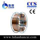 穏やかな鋼鉄溶接ワイヤ(ER70S-6)