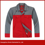 Guangzhou OEM Custom Made Work Garment Factory Fabricante (W108)
