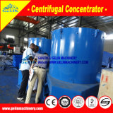 99% Equipement d'extraction d'or alluvial Concentrateur centrifuge d'or