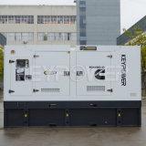 Генератор двигателя дизеля большой емкости Keypower, звукоизоляционный тепловозный генератор 145kw