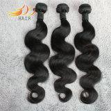 Colore naturale del Virgin dell'onda del corpo di estensione Burmese non trattata dei capelli
