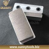 China, Sunny Mármol y Granito Pulido diamante del metal Suelo Fickert