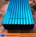 Aço ondulado principal de PPGI para a folha da telhadura no perfil de onda