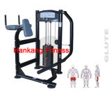 Strumentazione di ginnastica, macchina della costruzione di corpo, macchina di concentrazione, macchina di Glute - PT-816