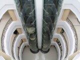 Gearless kleiner Maschinen-Raum-besichtigenhöhenruder-Aufzug
